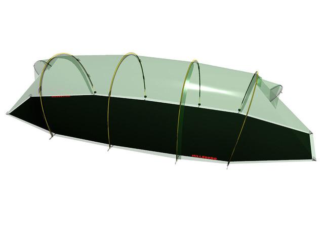 Hilleberg Kaitum 2 GT - Accessoire tente - noir